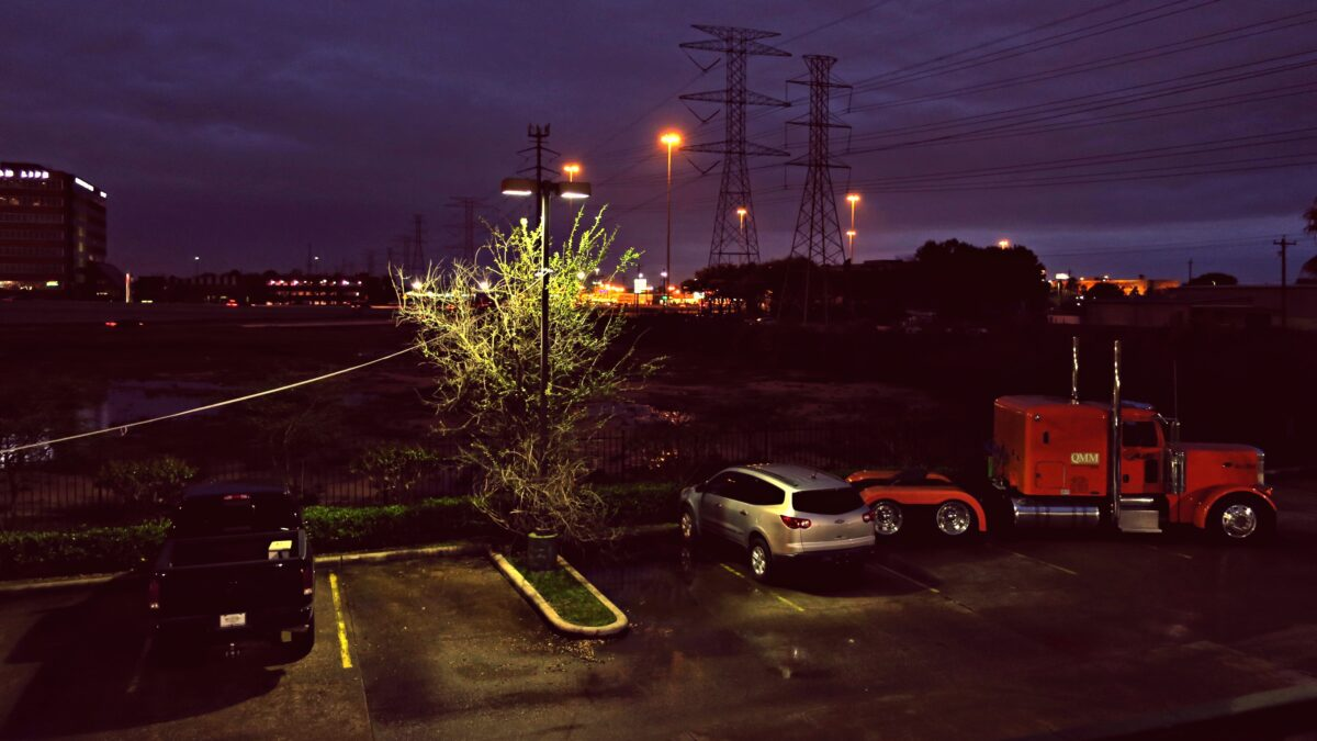 Motel con vista